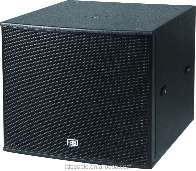 21 inch Subwoofer Bass Speaker Box