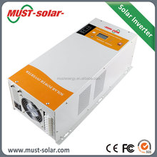 solar electricity generating system for home 3kva best inverter