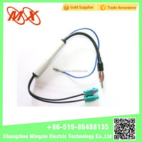 Car radio antenna adapter with high quality
