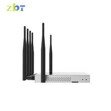 Gigabit power Enterprise or SOHO office wifi modem 3g 4g router with USB port