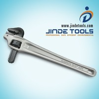 Aluminum Offset Pipe Wrench, Adjustment Tool