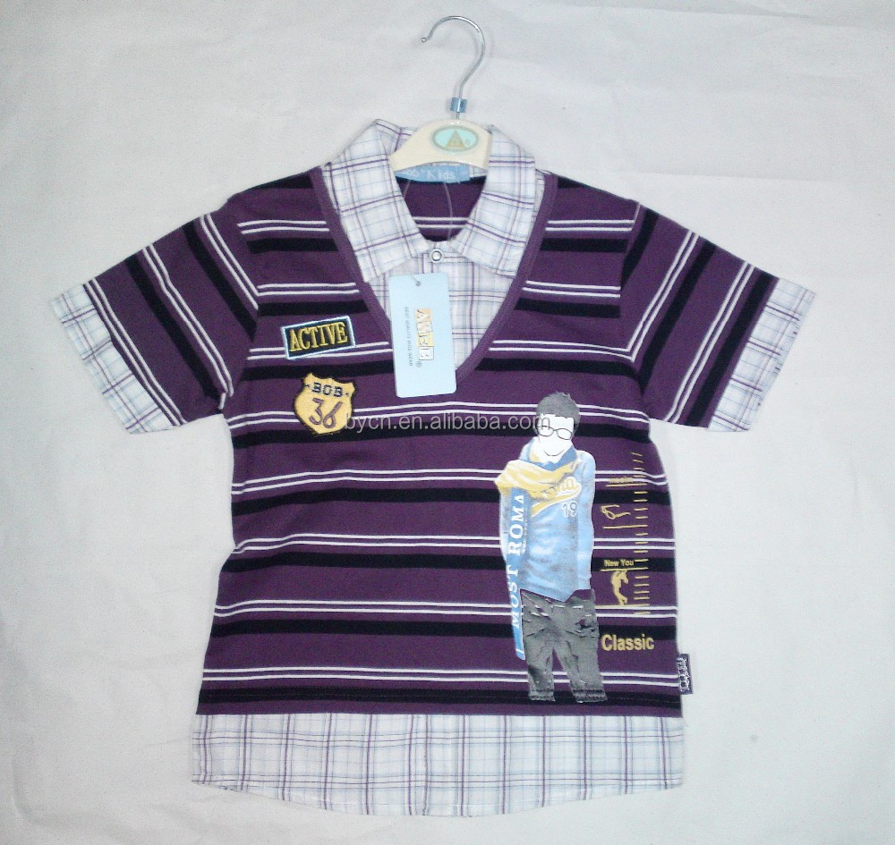China Supplier Summer Teen boys Clothing Sets Kids Child Clothes