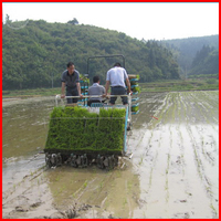 2015 New arrival rice planting machine /rice planting machine tractor/automatic rice planting machine