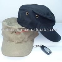 Fashion Hat DVR/Hidden Cap Camera/Hat Camera