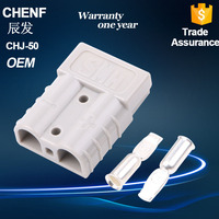 CHENF Color Option Dual Pole Electric Vehicles Connector electric car plug 50A power connector