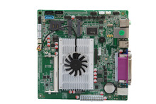 Dual VGA 1037U POS Motherboard Supporting DC 12V or ATX Power Supply ( I3 or I5 Option)