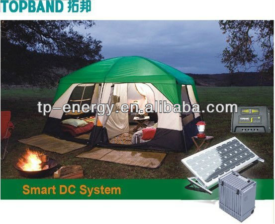 NEW COMING!!! 12V80Ah solar system with lifepo4 battery