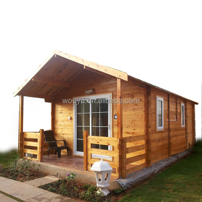 2017 russian pine wood cabin small villa wooden house kit