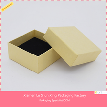 OEM factory promotional colorful antique style ring box