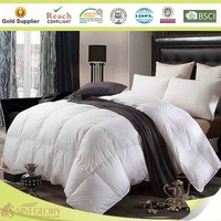 Modern comfortable thick down and feather duvet