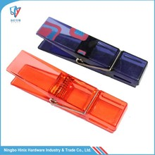 Plastic Colorful Windproof Spring Clothespin