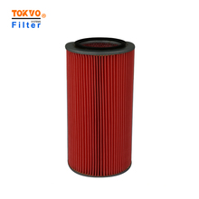 Economic And Reliable Polyester Cylindrical Paint Room Paper Air Hepa Filters