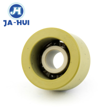 wear and organic resistant high tensile strength PAI plastic bearing