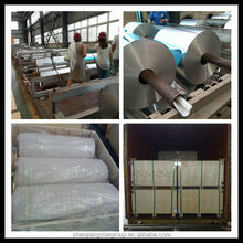 glass wool board with aluminum foil