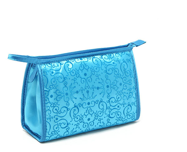 Hotsale Portable Fashion Cosmetic Bag/Case With Zipper