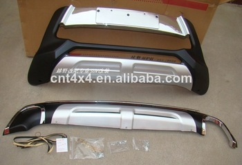 4wd accessories ASX 2013 front bumper guards rear bumper guards/mudflaps