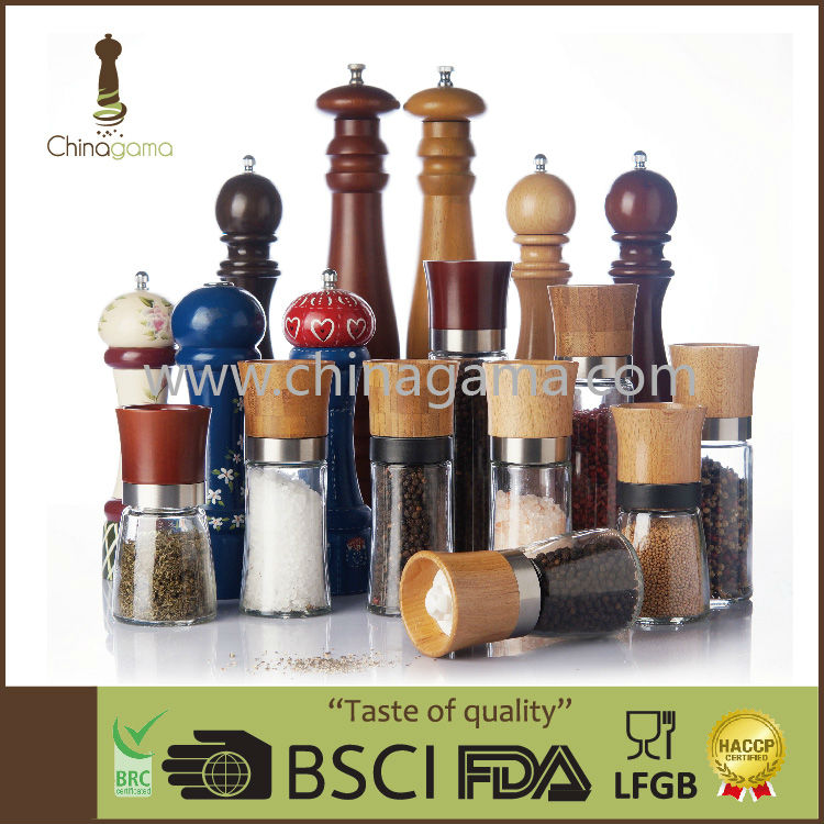Electric pepper mill