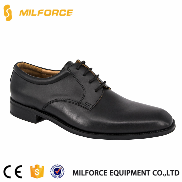 MILFORCE-army military mens formal genuine leather casual police outer soles shoes
