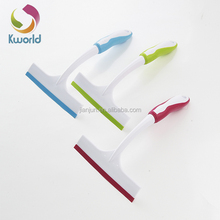 High quality mini plastic TPR material window squeegee window wiper