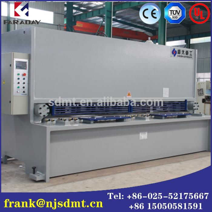 Fast Delivery NC Level rotary shearing machine