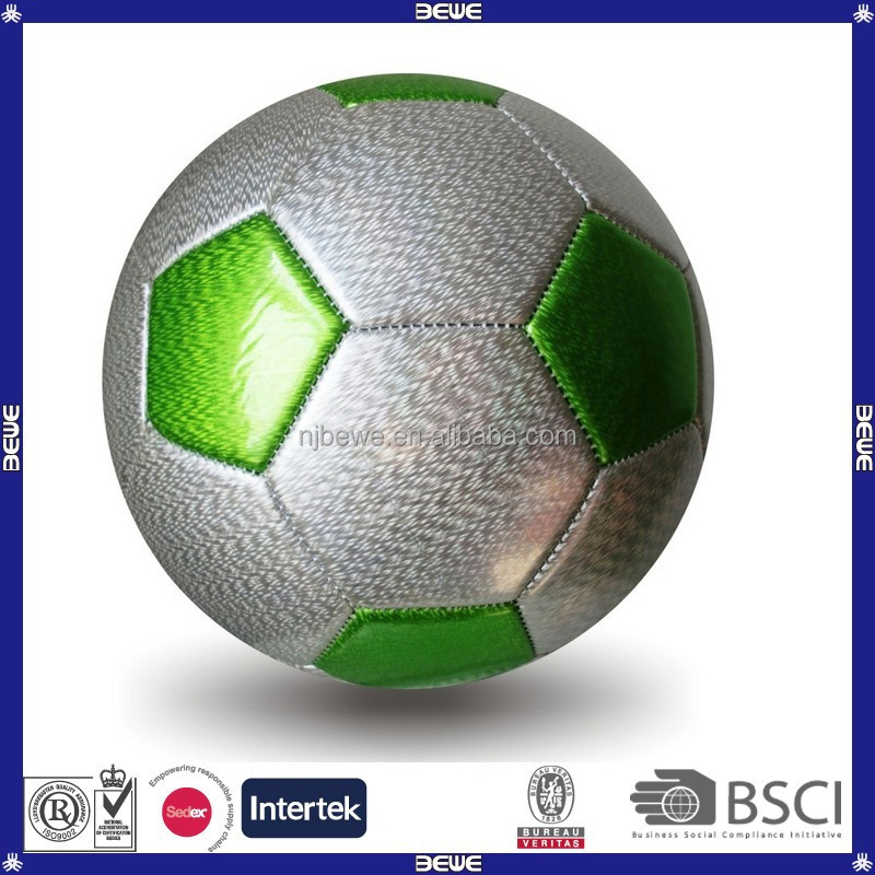 best choice made in China promotional quality cheap price different types glow soccer ball