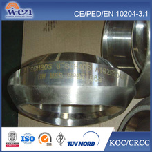 carbon steel socket weld and npt thread pipe fitting Stainless Steel Socket Weld Forged OUTLET 6''X2'' SCH80S F51 PIPE FITTING