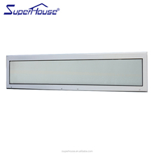 AS2047/AS2208 aluminum frame glass window with fixed panel