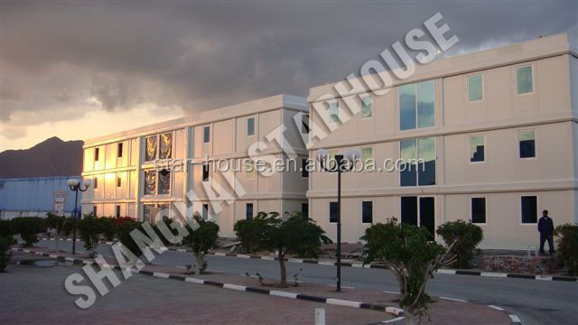 modern design prefabricated office building