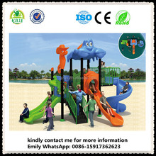 Cute design outdoor playsets near me outdoor plastic play equipment QX-18047A