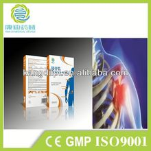 China CE Certificate free sample offered medicated patch for pain relief