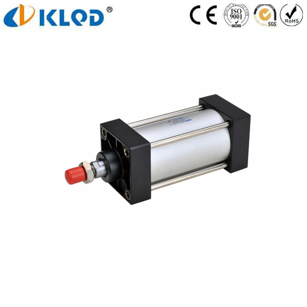 SC Series High Pressure Double Acting Pneumatic Cylinder