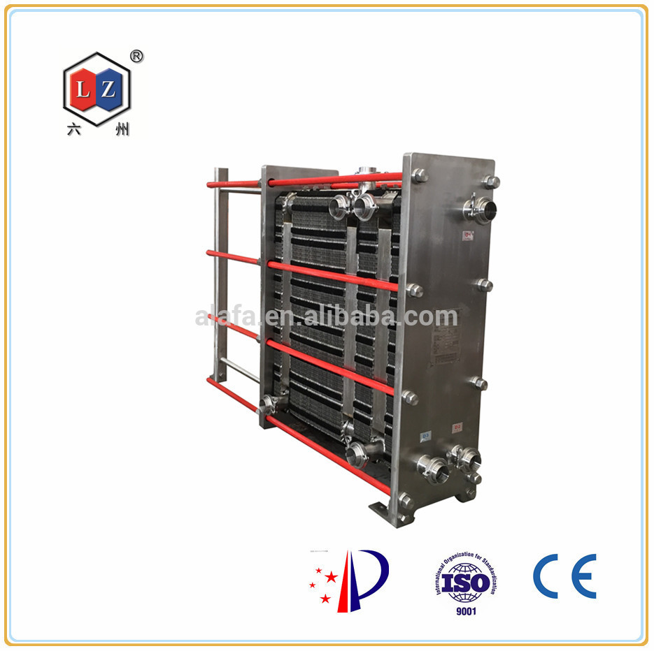 Stainless Steel dairy milk pasteurization machinery With Stable Function