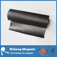flexible soft rubber ferrite magnet
