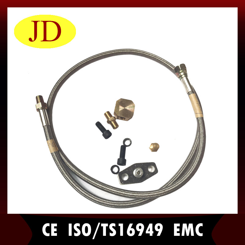 Cheaper high quality braided stainless steel brake line kits