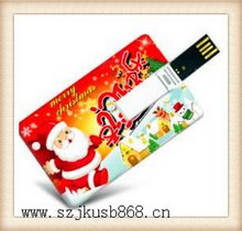 Colorful top quality oem card heavy duty usb flash drive
