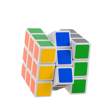 Square solve 3x3x3 promotional advertising magic cubes
