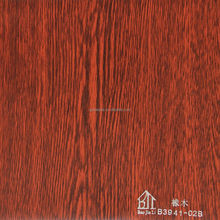 Wood Grain Laminate Paper for Cabinet