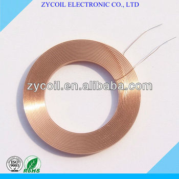 New design copper induction coil