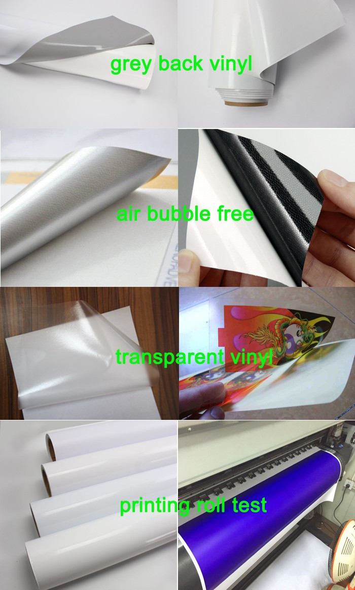 High quality Self adhesive film, Adhesive backed vinyl, vinil print