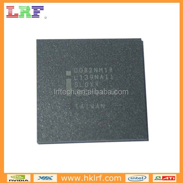 tablet pc motherboard chip CG82NM10 SLGXX electronic component