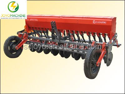 10 rows agricultural wheat seeder 2BP-10