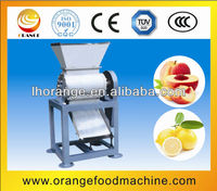 Advanced OR Series Fruit and fruit Crushing Machine/Fruit Crusher for sale with excellent perfiormance
