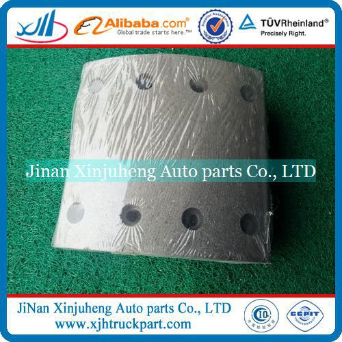 China wholesale most popular motorcycle brake shoe