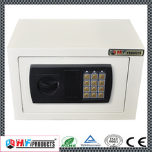 Customized size steel Digital key lock metal biometricsafe box