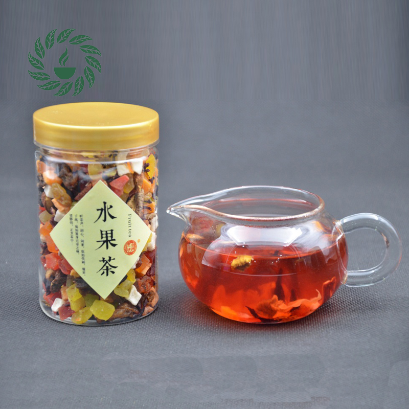 150g chinese green food good for health care chinese flower Mixed fruit tea