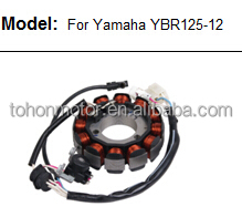 MOTORCYCLE MAGNETO STATOR FOR YBR125-12