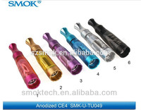 Alibaba wholesale smoktech clear tube ce4 e cigarette