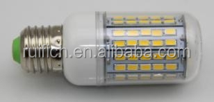 Hot selling classical Bulb 220v 110v 5W 7W 9w 12w 15w 18w E14 E27 LED Corn Light dimmable