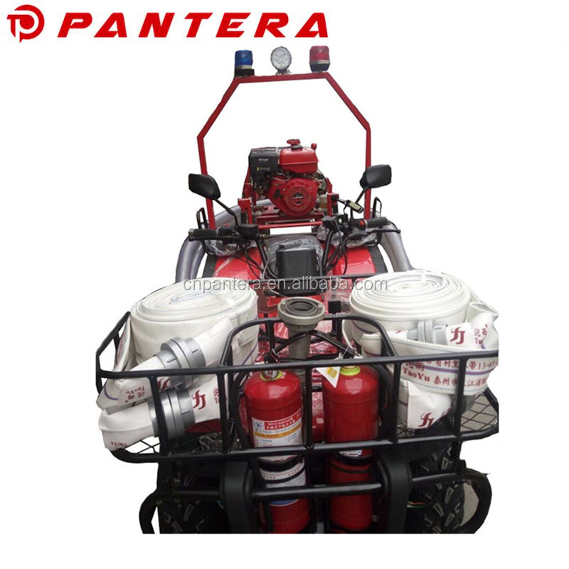 4 wheeler atv for adults China factory fire car for sale fire fighting car