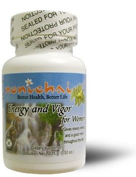 Energy And Vigor For Women